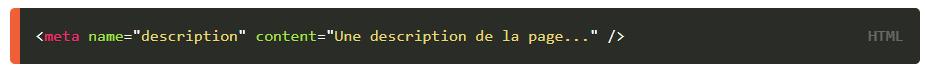 html-meta-description