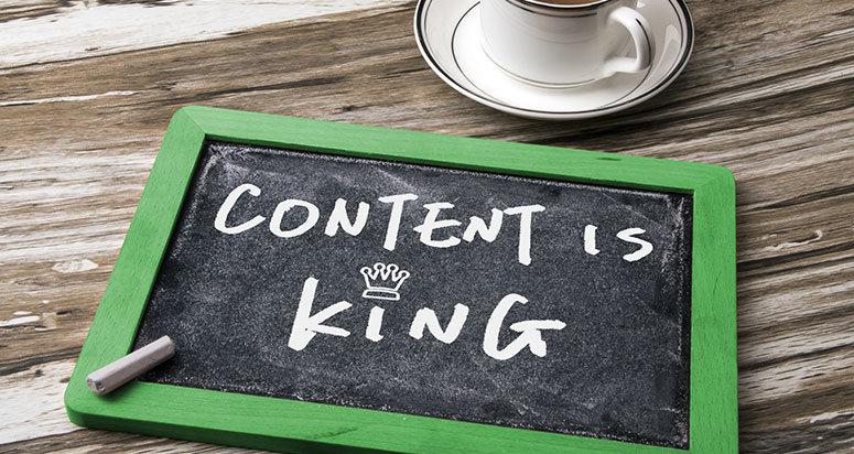 La fabrication de contenus