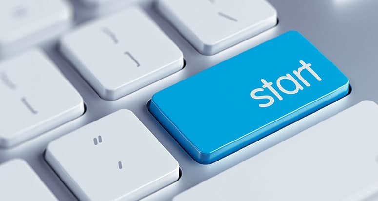 Comment commencer sur Internet quand on part de zéro ?